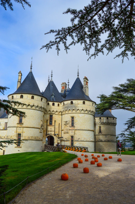Chaumont Pumpkin Entrance