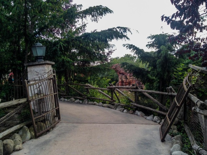 Disneyland Paris Boot Hill 1