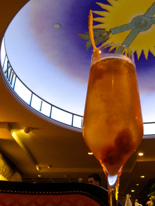 Café Fantasia Cocktail in Disneyland Paris Hotel