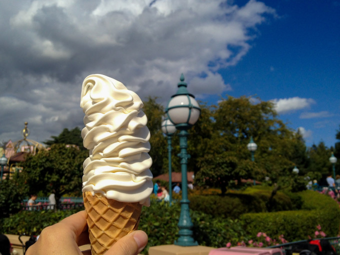 Disneyland Paris Fantasia Gelati Ice Cream 1