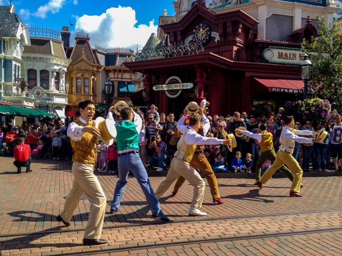 Disneyland Paris Welcomes Summertime