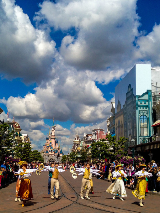 Disneyland Paris Welcomes Summertime6