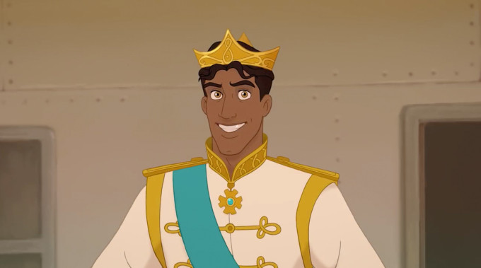 Princess and the Frog Prince Naveen