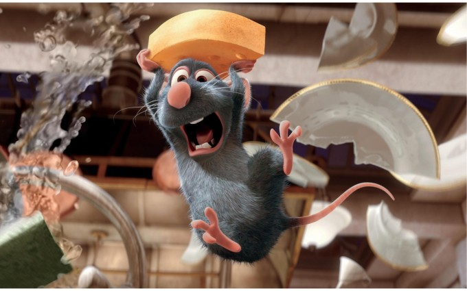 Ratatouille Movie Still Rémy
