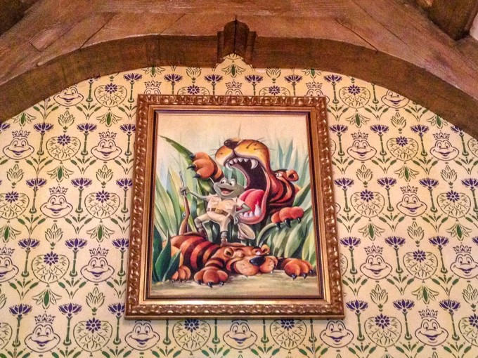 Toad Hall Hunting Portrait